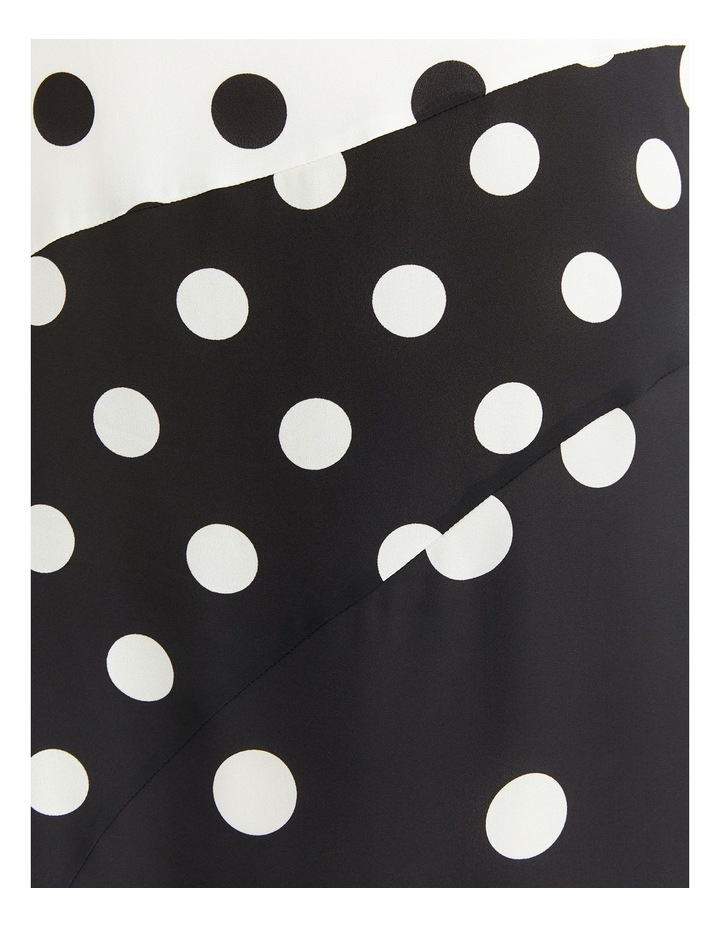 Splice Spot Dress image 4