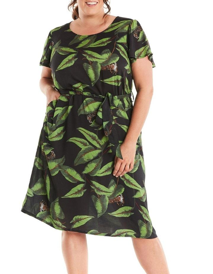 Hidden Leopard Dress image 1