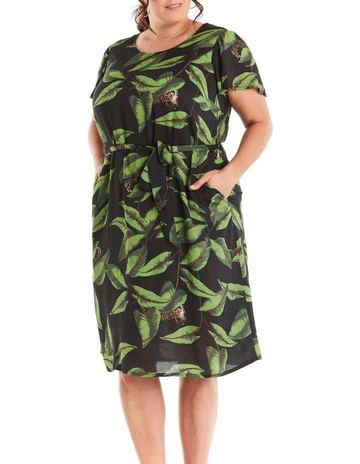 Hidden Leopard Dress image 2