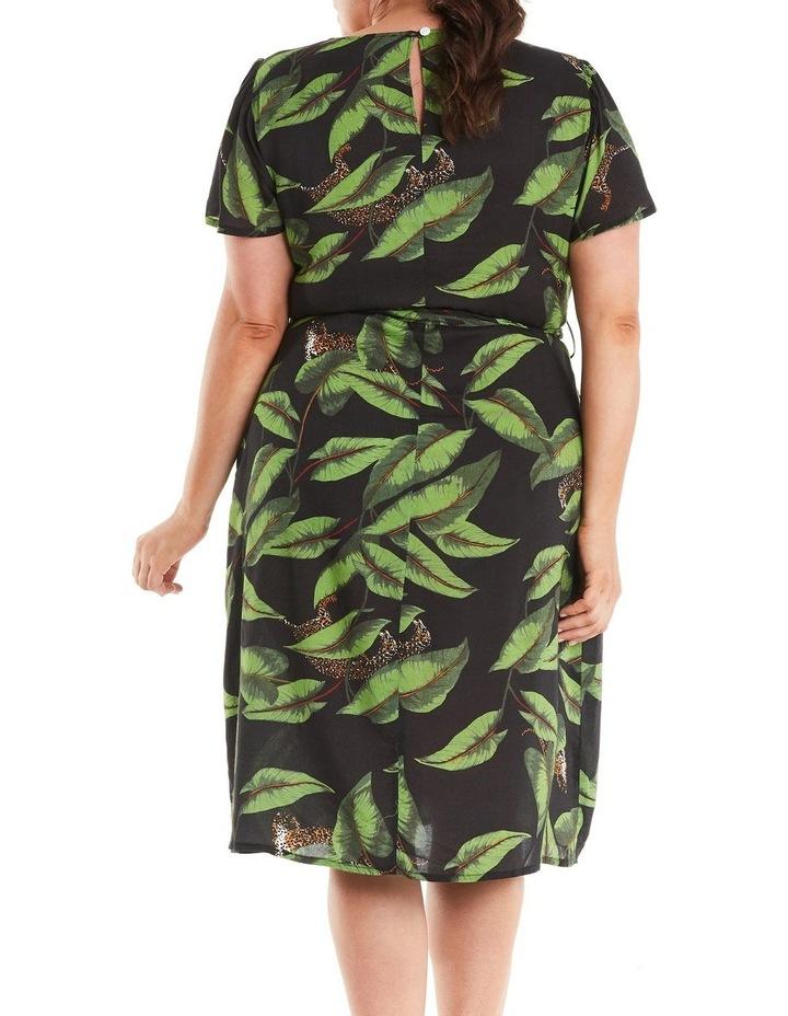Hidden Leopard Dress image 3