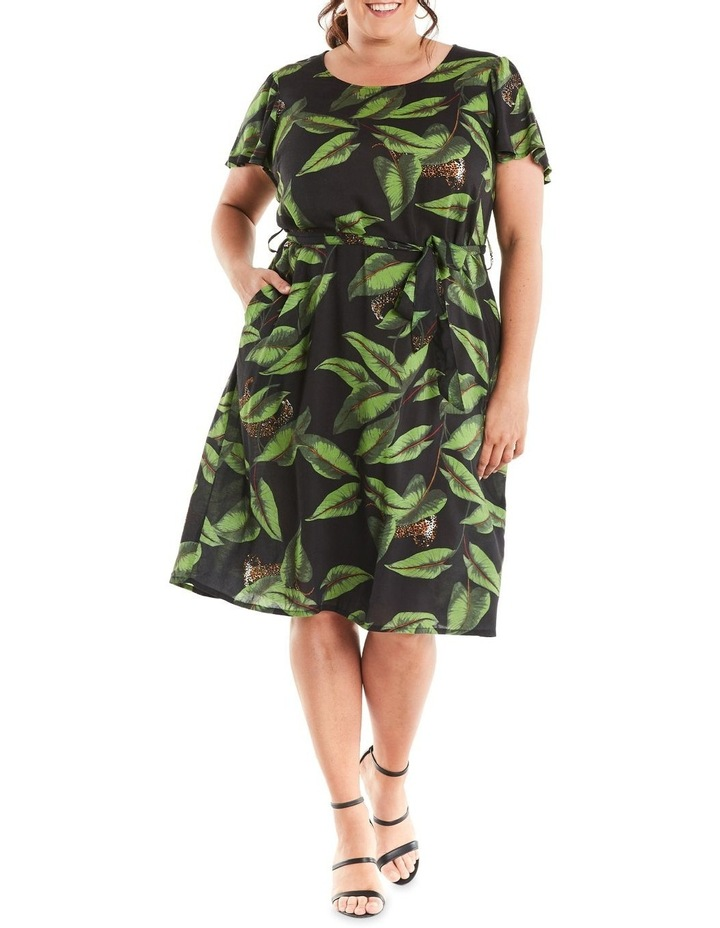 Hidden Leopard Dress image 4