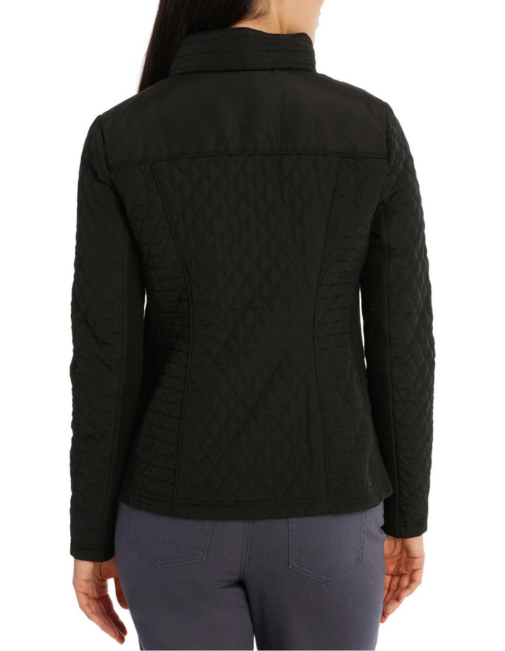 Must Have Rib Long Sleeve Jacket image 3