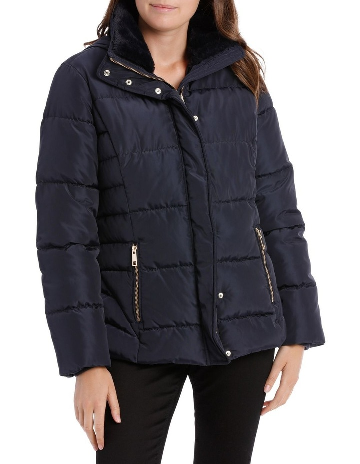 Straight Quilted Jacket image 1