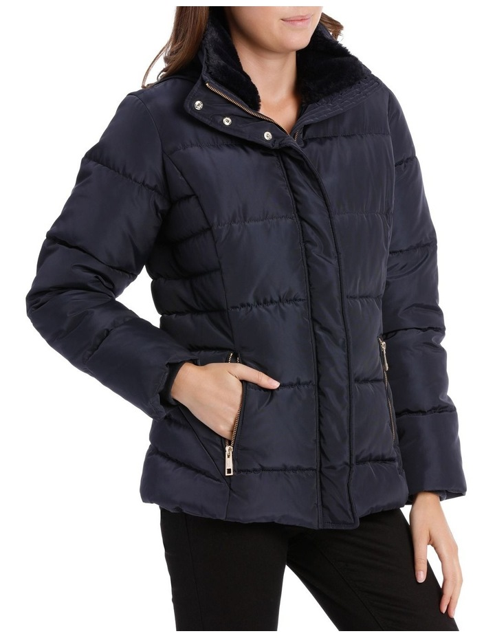 Straight Quilted Jacket image 2