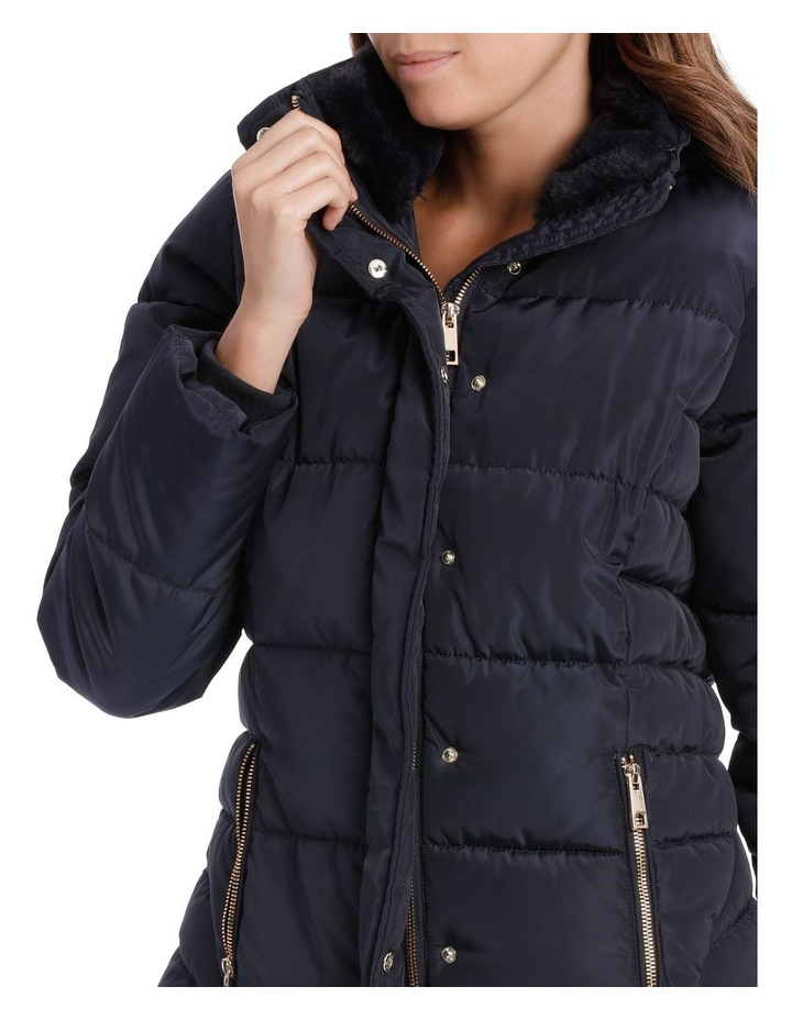 Straight Quilted Jacket image 4