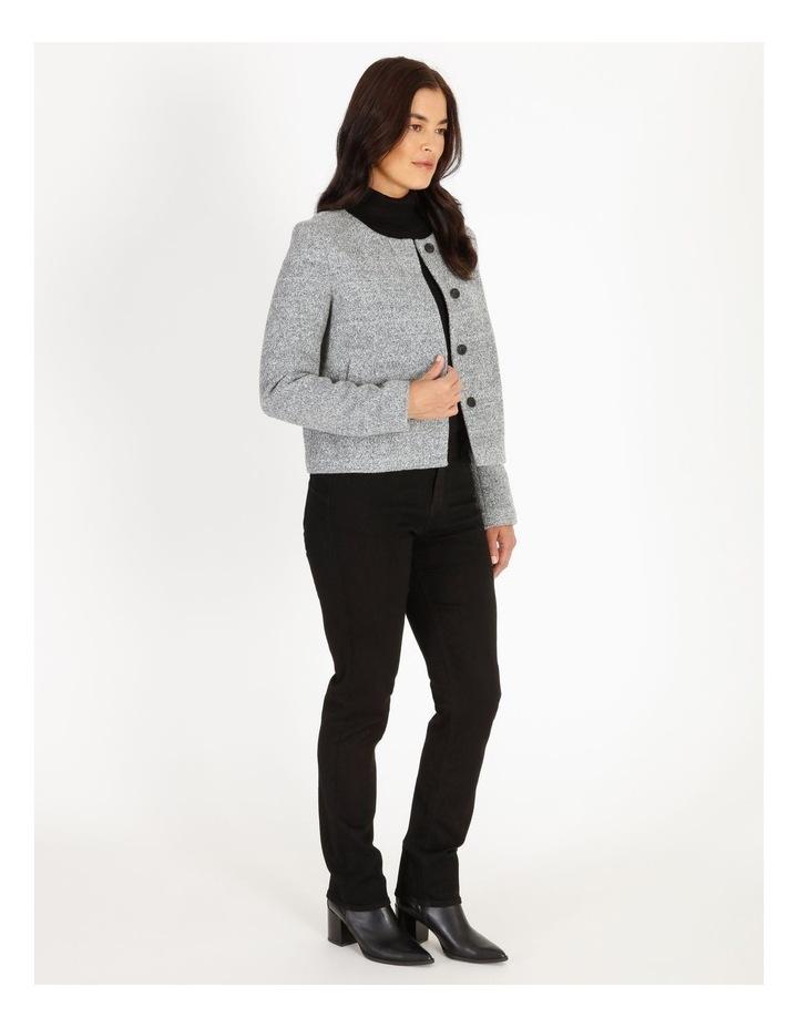 Kindled Short Textured Jacket image 2