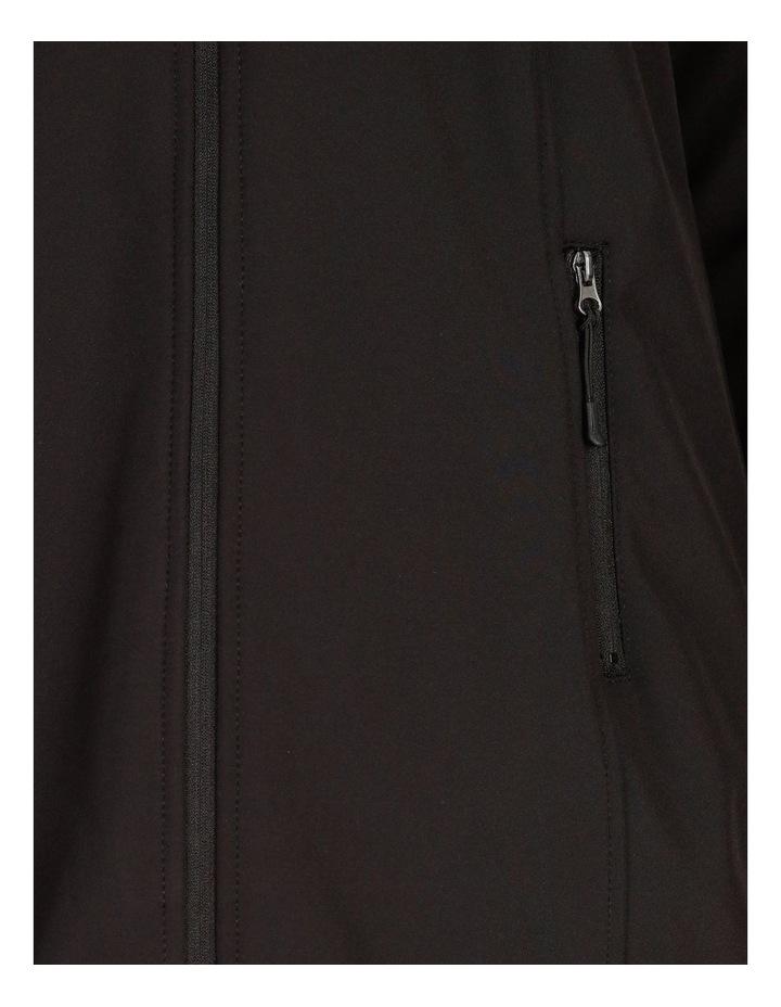 Olive Grove Shower Proof Princess Seam Hooded Jacket image 5