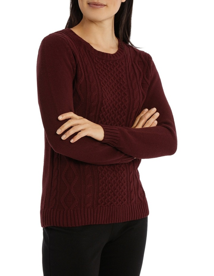 Cable Knit Jumper image 2