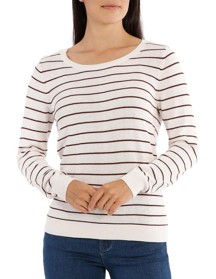 Stripe Soft Jumper image 1