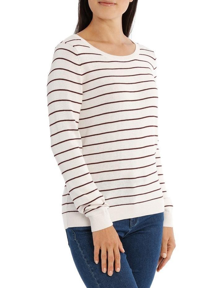 Stripe Soft Jumper image 2