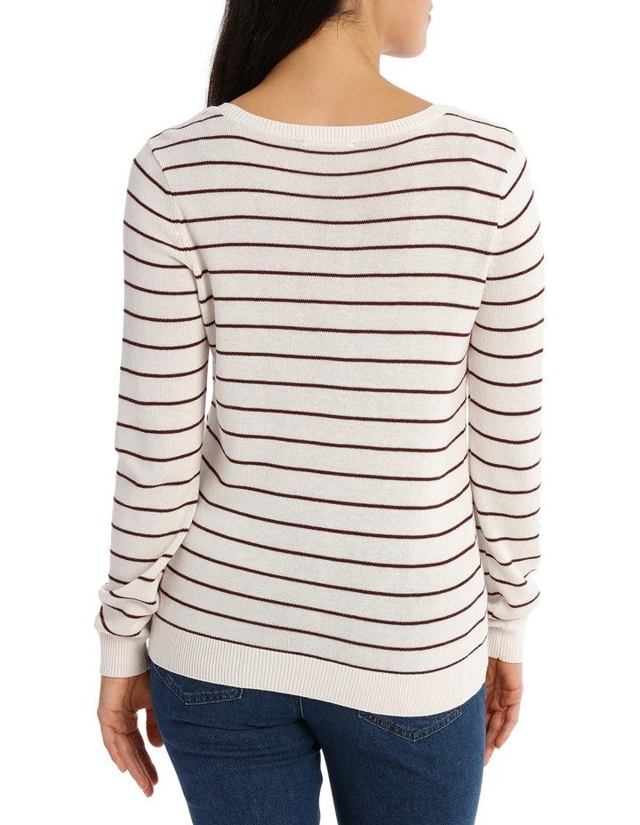 Stripe Soft Jumper image 3