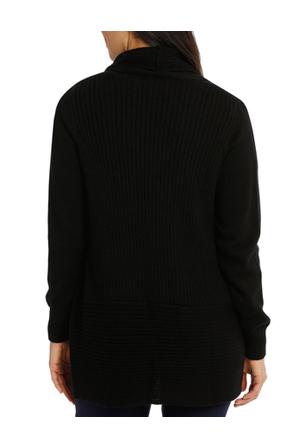 Regatta Petites - Curve Hem Long Sleeve Cardigan