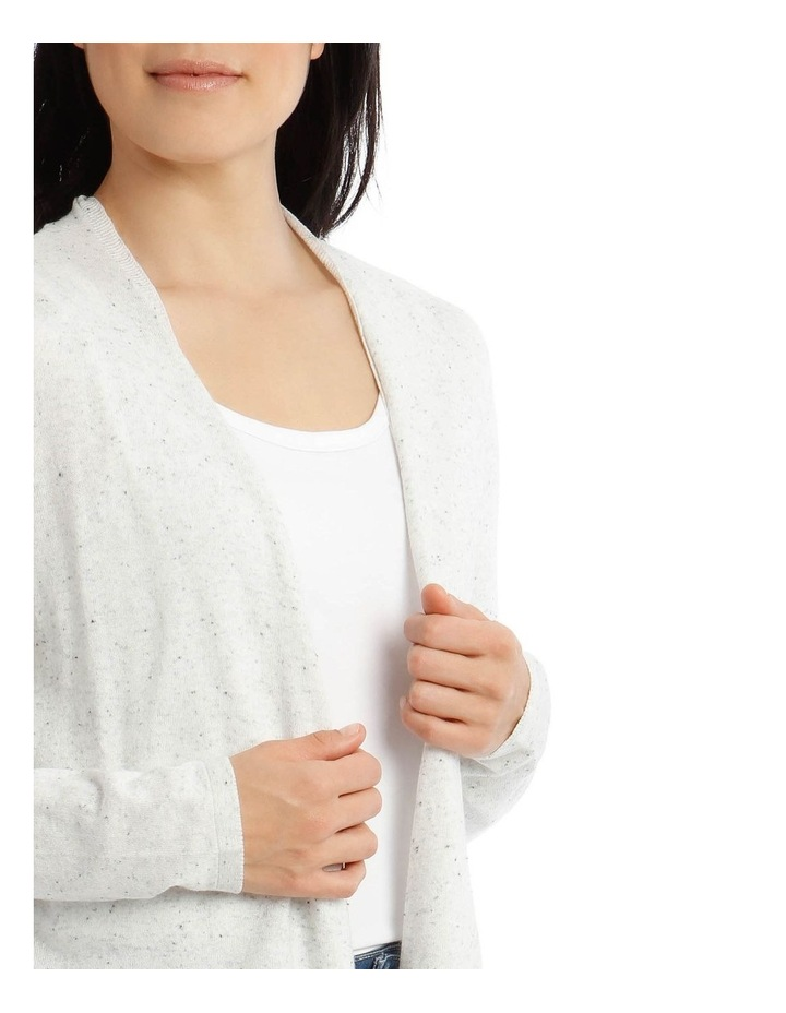 Long Sleeve Waterfall Cardigan image 4