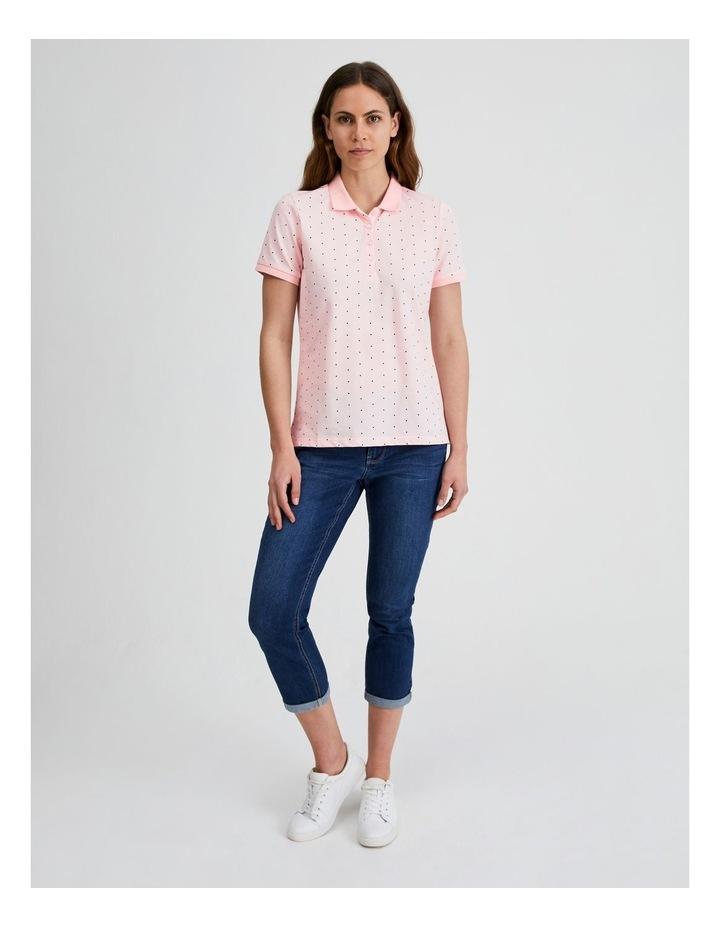 Short Sleeve Polo Tee image 1