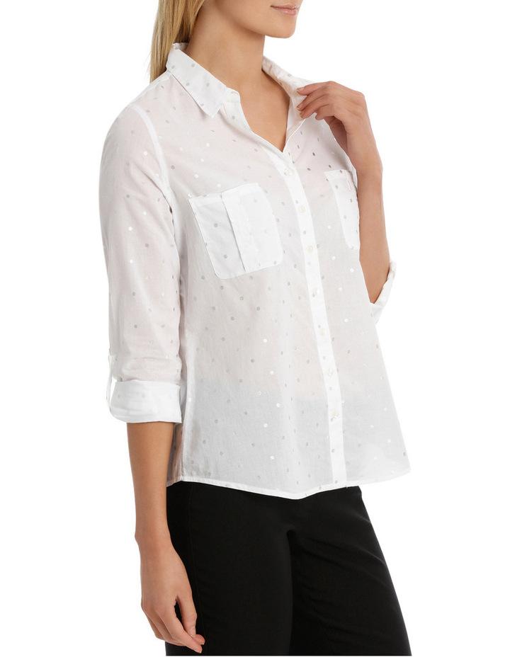 Must Have Foil Cotton Shirt image 2