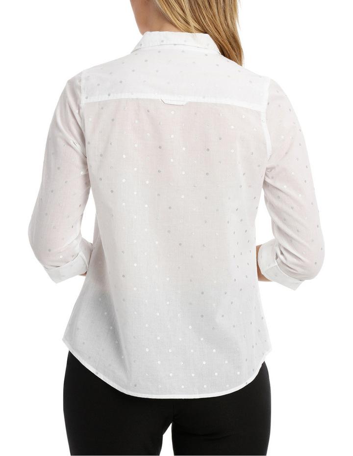 Must Have Foil Cotton Shirt image 3