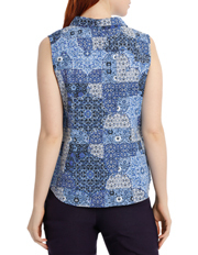 Regatta Petites - Oceanic Printed Sleeveless Shirt