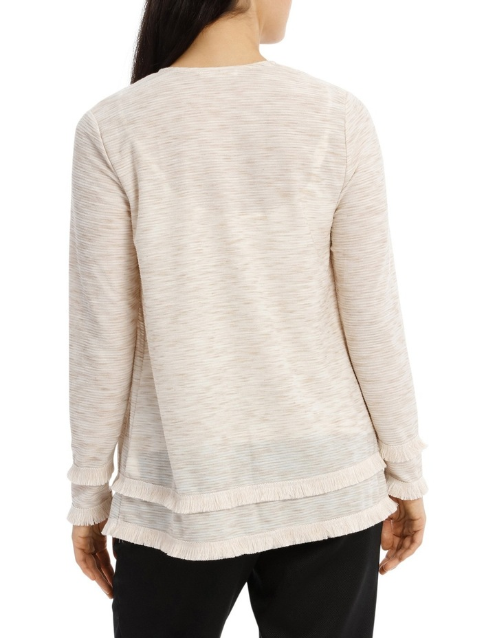 Must Have Cotton Shirt - Sailor Blue/Gold Foil Spot image 3