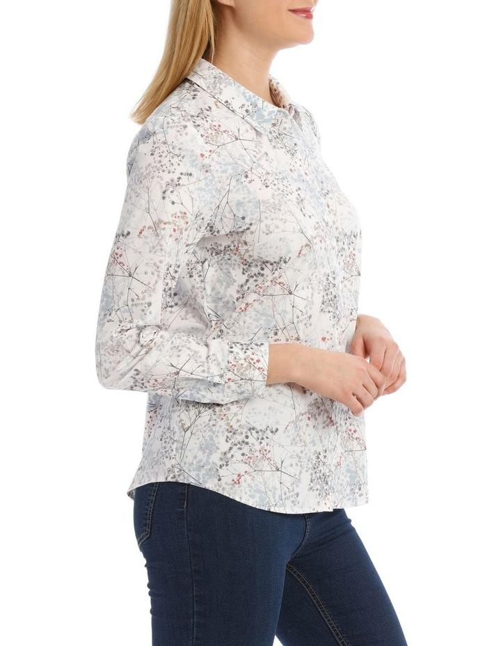 Stretch Polin Long Sleeve Shirt image 2
