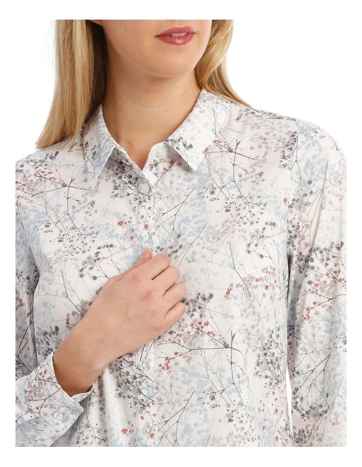 Stretch Polin Long Sleeve Shirt image 4