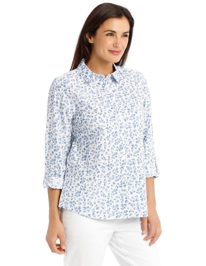 Long Sleeve Rolled Sleeve Core Shirt image 2