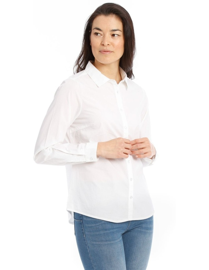 Long Sleeve Rolled Sleeve Core Shirt image 2
