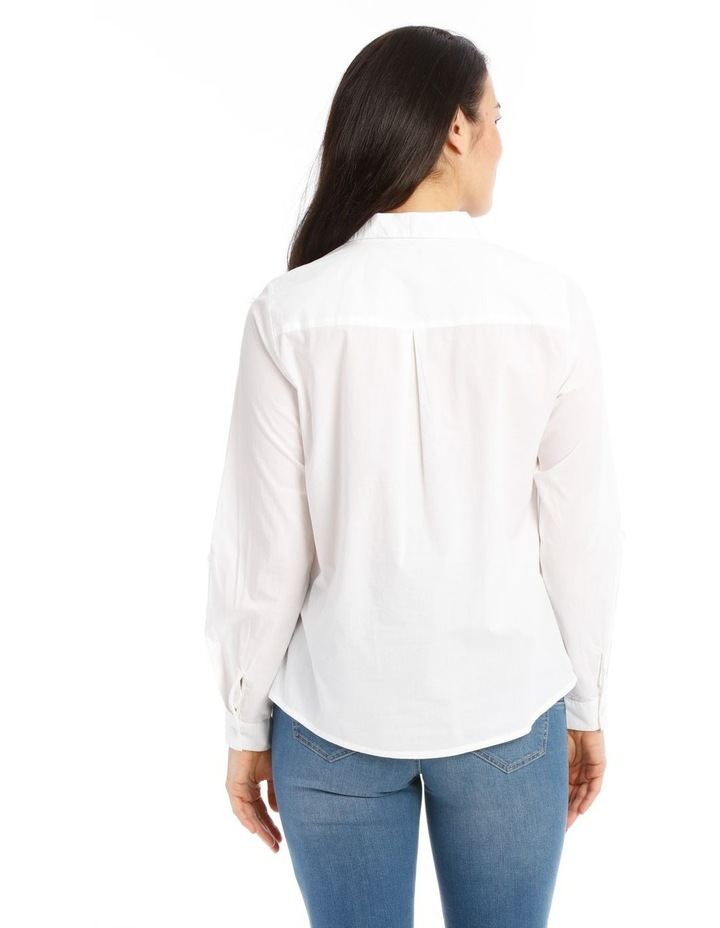 Long Sleeve Rolled Sleeve Core Shirt image 3