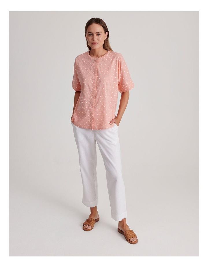 Magyar Short Sleeve Shirt With Cuff image 2