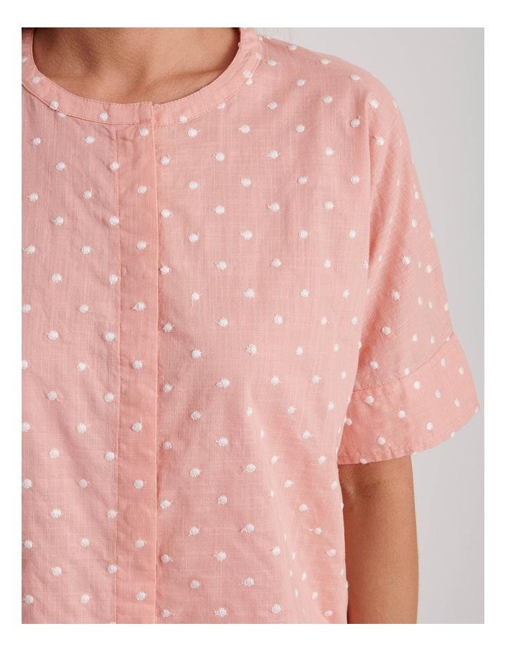 Magyar Short Sleeve Shirt With Cuff image 5
