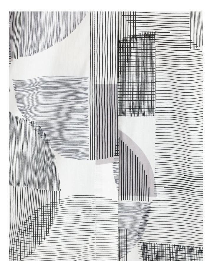 Long Sleeve Shirt With Pocket Grey image 6