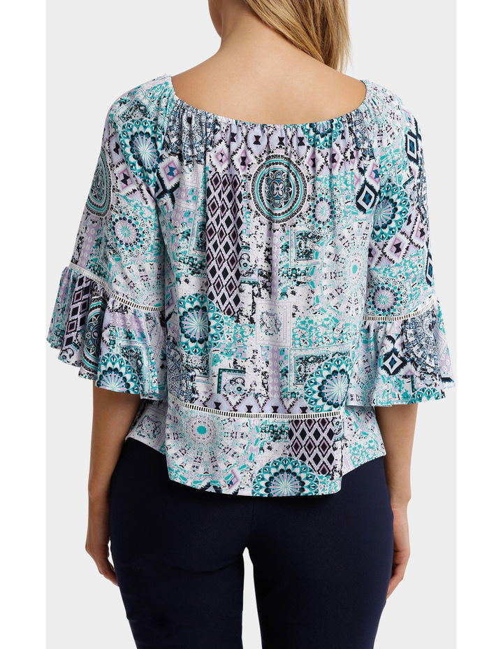 Aegean Outline Oversized Top image 2