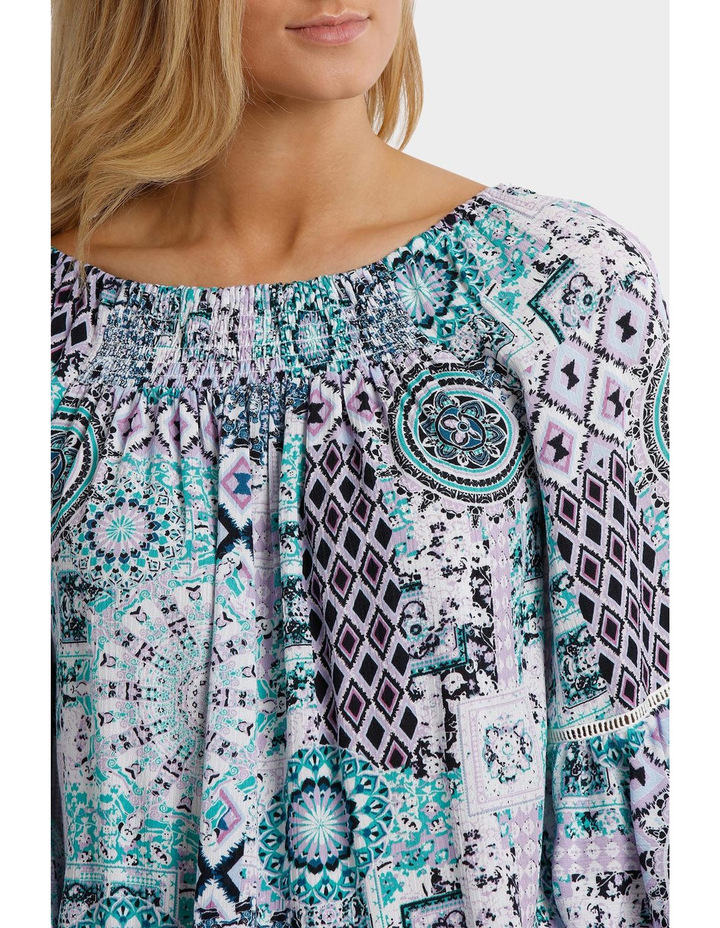 Aegean Outline Oversized Top image 4