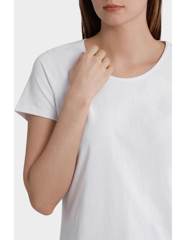 Essential Cotton Short Sleeve Tee image 4