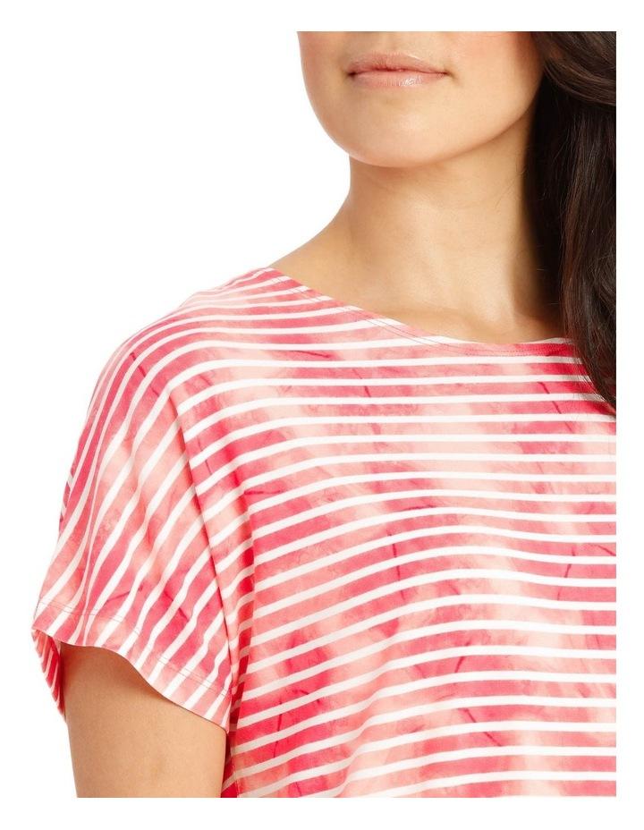 Dropped Shoulder Short Sleeve Tee image 4
