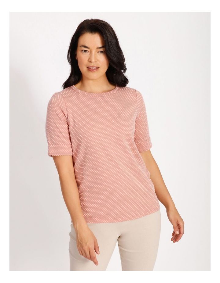 Tee With Cuff image 1