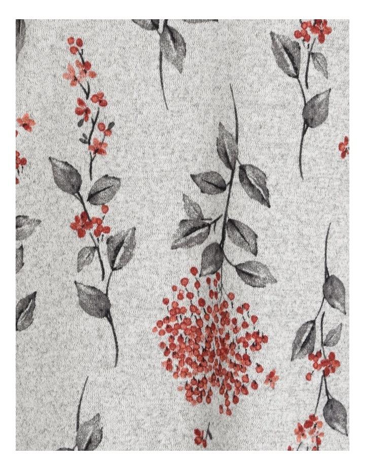 Kindled Long Sleeve Soft Touch Tee With Side Splits & Step Hem image 5