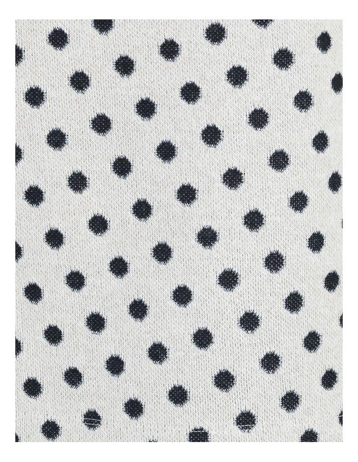 Fold Neck 3/4 Sleeve Tee image 5