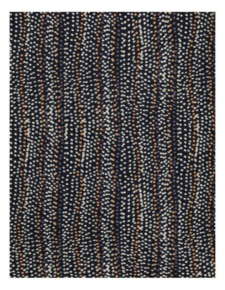 Wardrobe Staple Tee Navy/ Multi Spot image 5