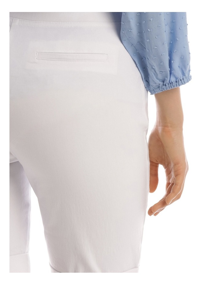 Essential Stretch Short White image 4