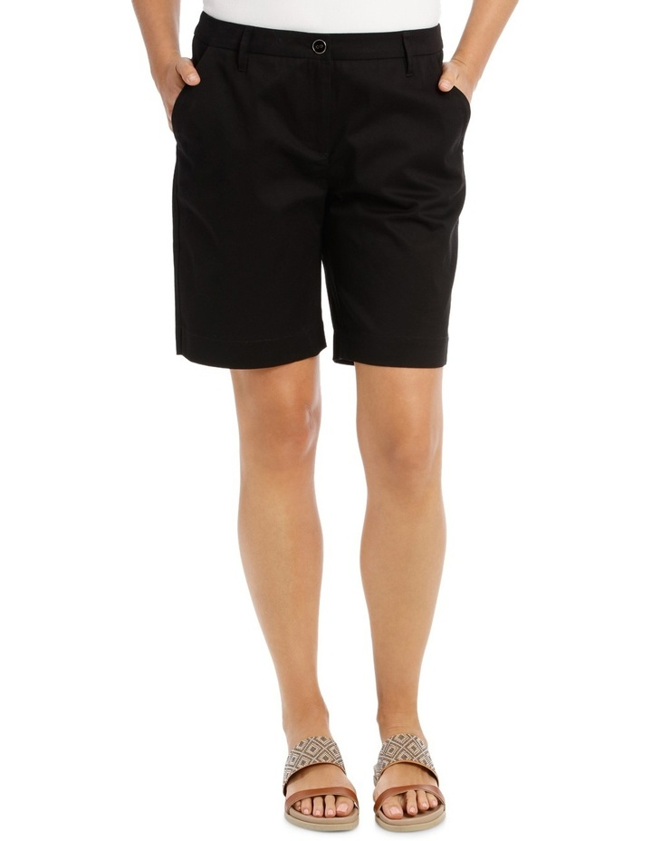 Tailored Cotton Short image 1