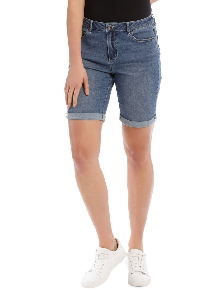 Stretch Denim Short image 1