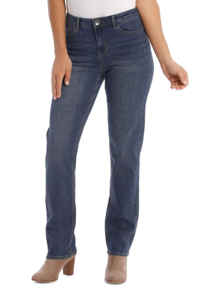 Wardrobe Staple Straight Full Length Jean image 1