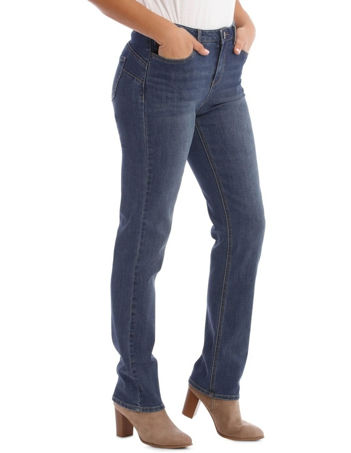 Wardrobe Staple Straight Full Length Jean image 2