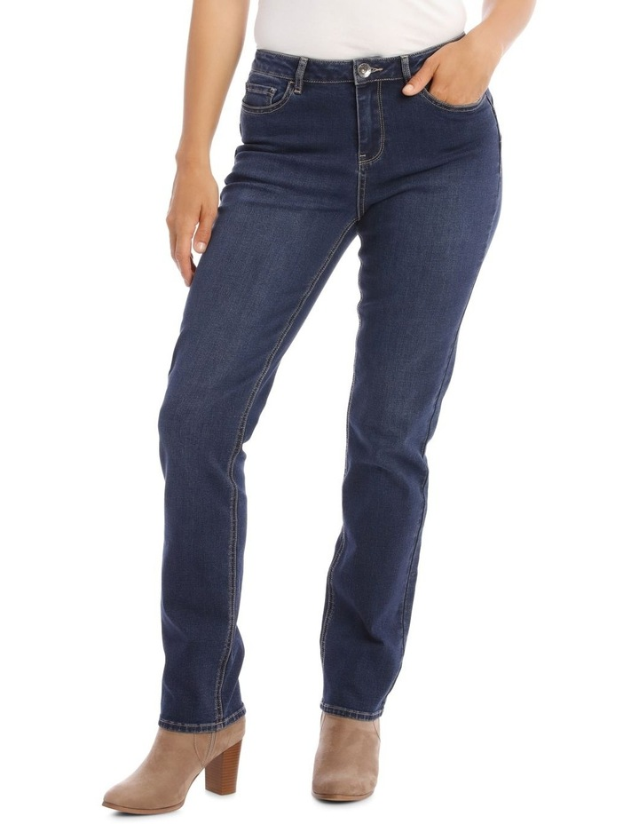 Essential Straight Full-Length Jean image 1