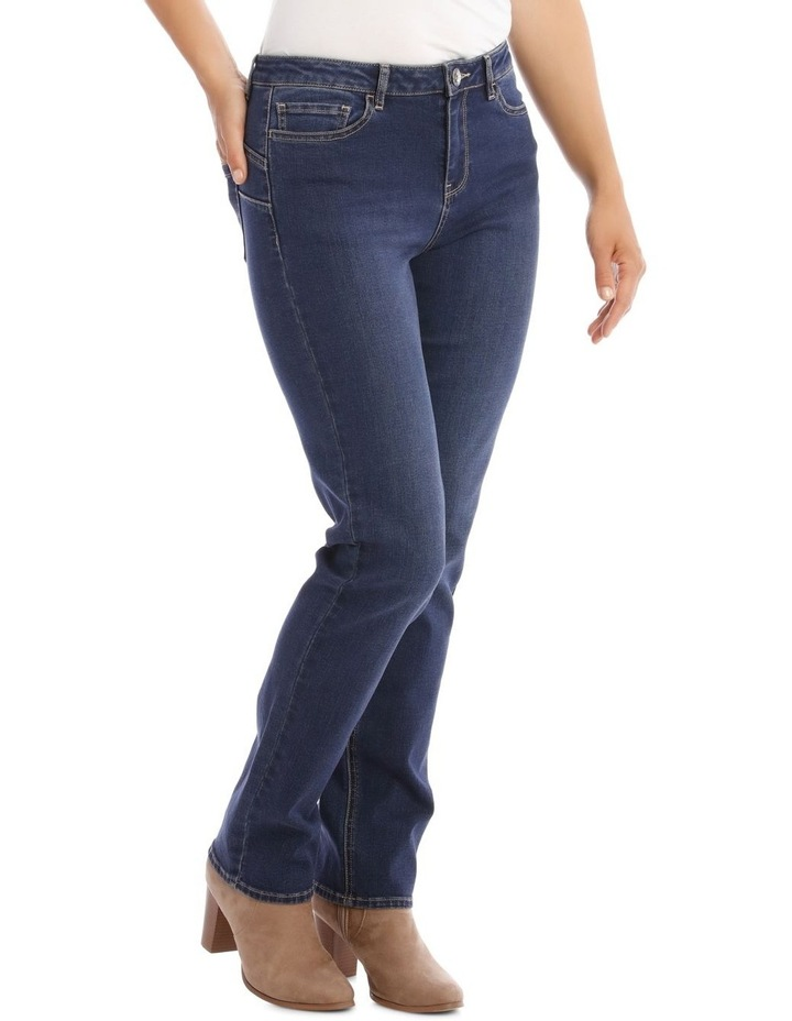 Essential Straight Full-Length Jean image 2