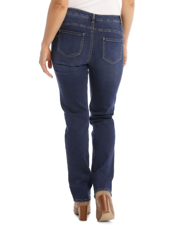 Essential Straight Full-Length Jean image 3