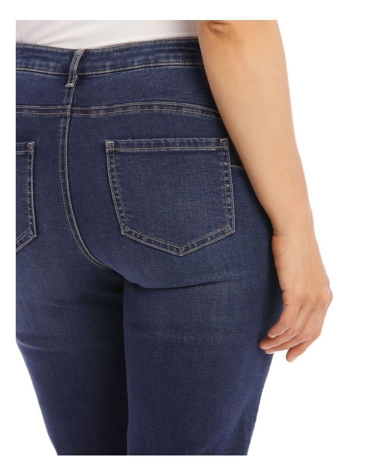 Essential Straight Full-Length Jean image 4