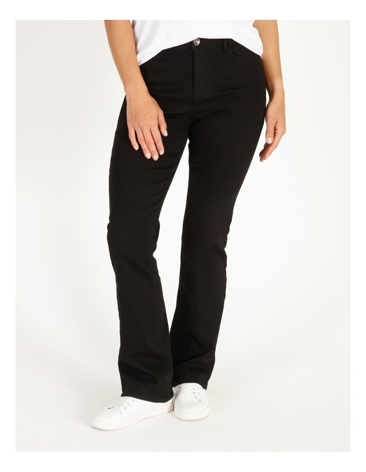 Wardrobe Staple Bootcut Full Length Jean image 1