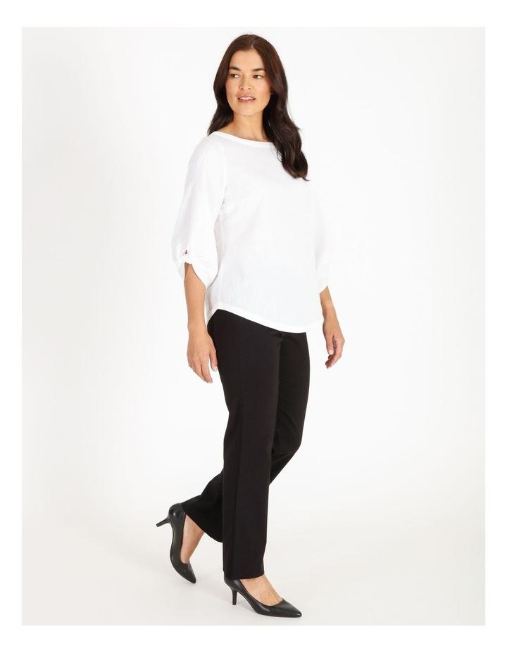 Wardrobe Staple Straight Full Length Pant image 1
