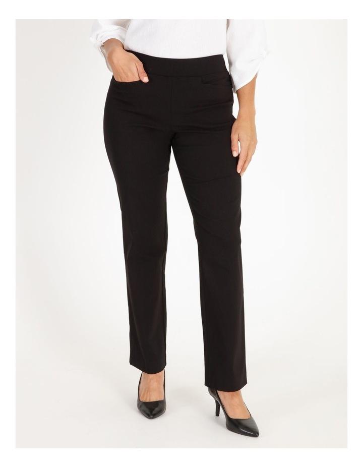 Wardrobe Staple Straight Full Length Pant image 2